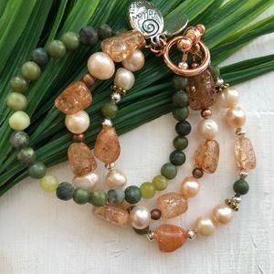 Jewelry - Dandelion Fields Bracelet 🌷
